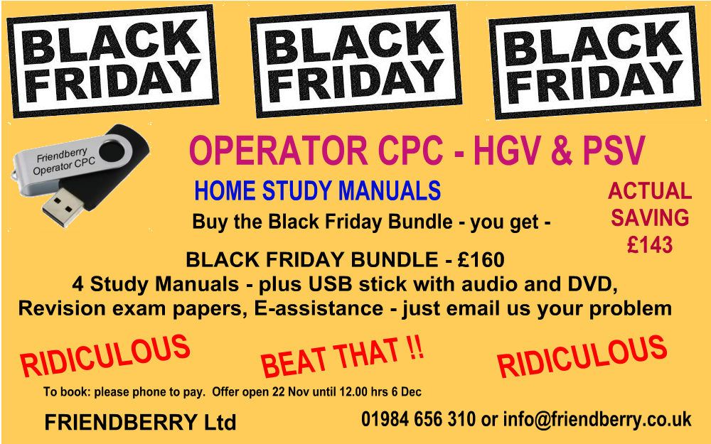 Black friday CPC